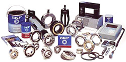 SKF products